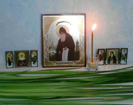 Святая Троица фото