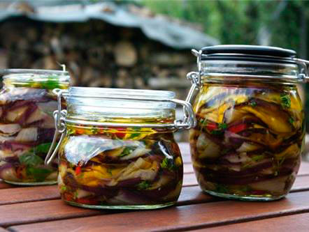 баклажаны по-болгарски на зиму рецепты с фото