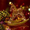 Как встречать Новый год лошади