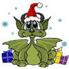 Новый год 2012 год Дракона