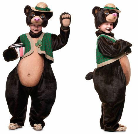 Костюм медведя на Новый год