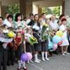 1 сентября - школьная линейка