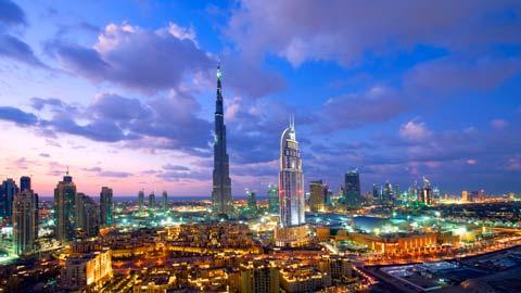 город Дубаи эмираты